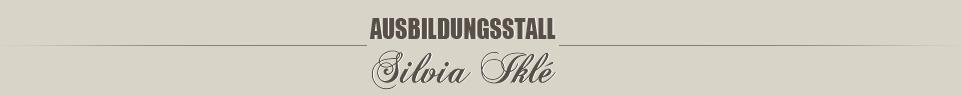 Silvia Iklé Logo